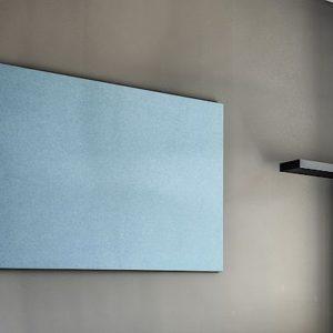 AOS Akustikbild Wandabsorber mit Rahmen