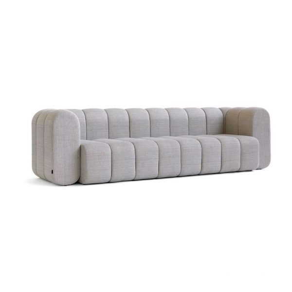Bla Station Bob Sofa grau