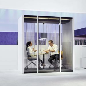 Office Box Besprechungs-Cube 4.0 von Bosse