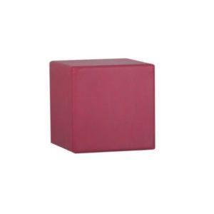 SMV Cube Hocker mit Brandschutz