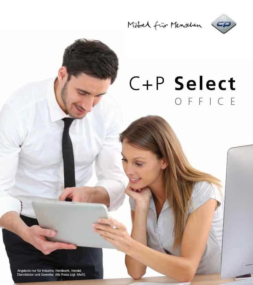 Katalog mit Preisen bequem im Büro recherchieren