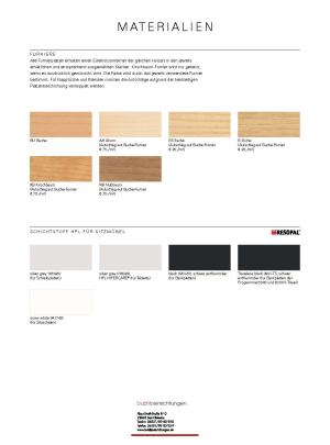 Titelseite des Sitzmöbel-Katalog von Kusch+Co