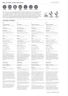 Farbkarte Main Line Flax - Seite 3