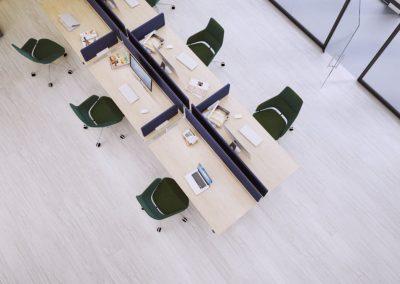 2er-Benches als 6er-Konfiguration