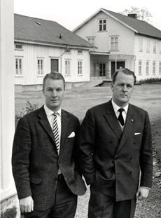 Gründer von Svensson Möbelstoffe