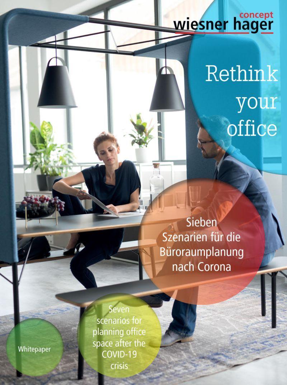 Rethink your Office - Broschüre
