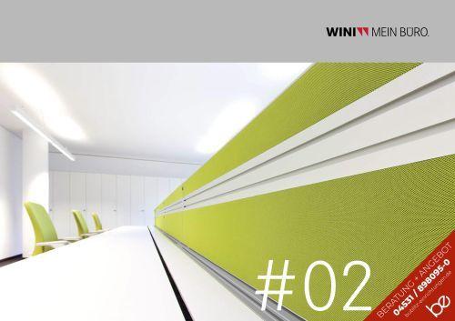 Katalog WINI Büroeinrichtungen - Nr. 2