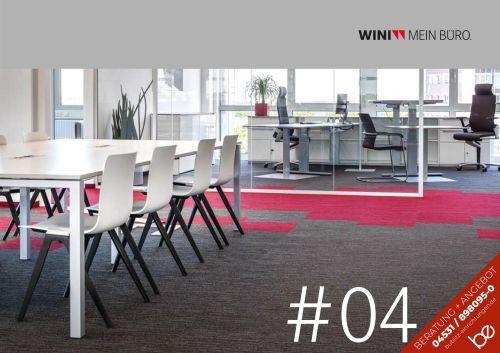 Katalog WINI Büroeinrichtungen - Nr. 1