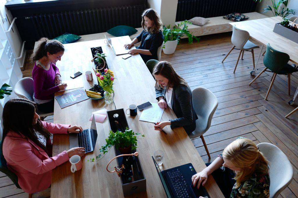 Arbeiten im Coworking-Space - die Systeme