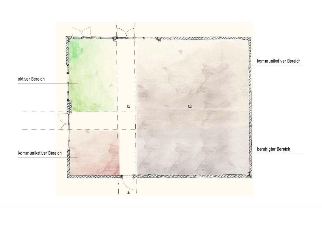 Darstellung 2. Schritt Kantinenplanung