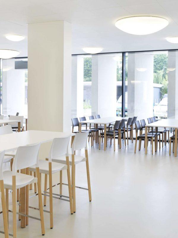 Kusch & Co Barhocker und Stühle für Kantine