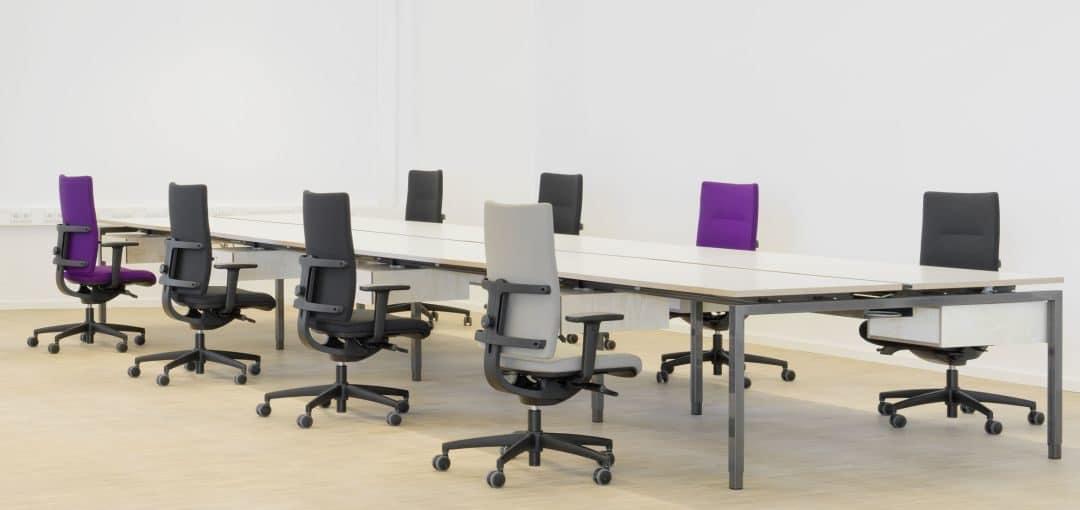 Kusch & Co Drehstuhl Papilio im Büro