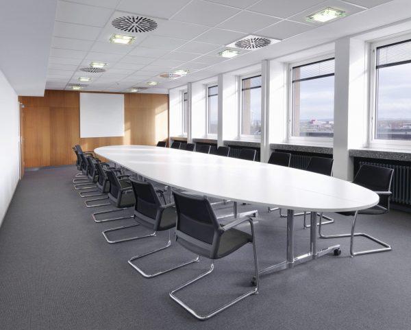 Konferenztisch-Anlage San Siro für 18 Personen