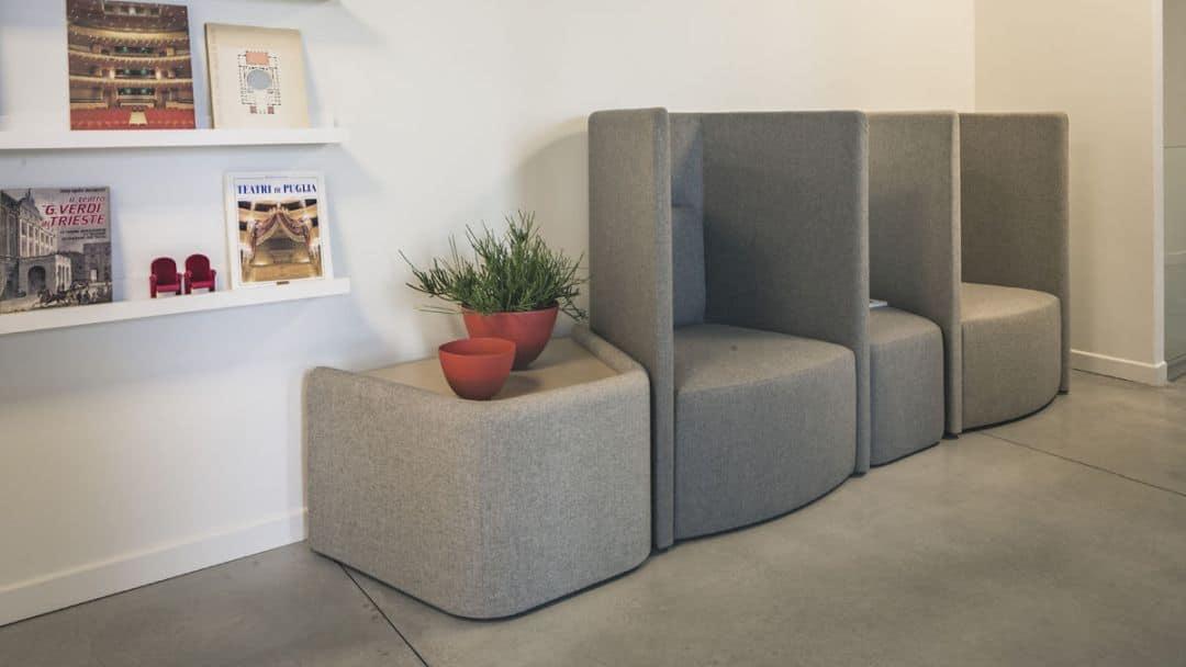 Sesselö Eingangsbereich von True Design