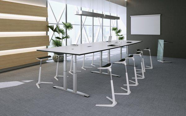 OKA Conference Meeting Tisch elektrisch höhenverstellbar