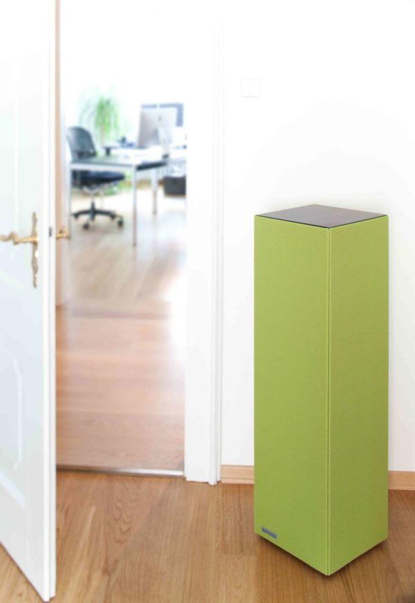 Sound Butler Akustikturm in grün von Phoneon