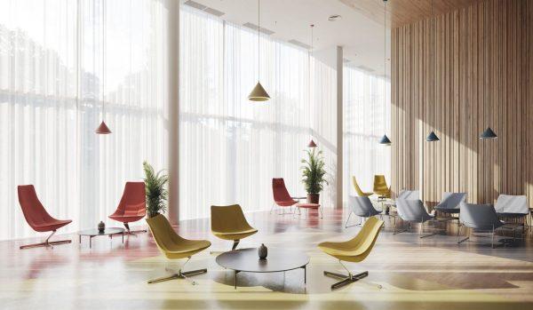 Chic Stühle für Loungezone