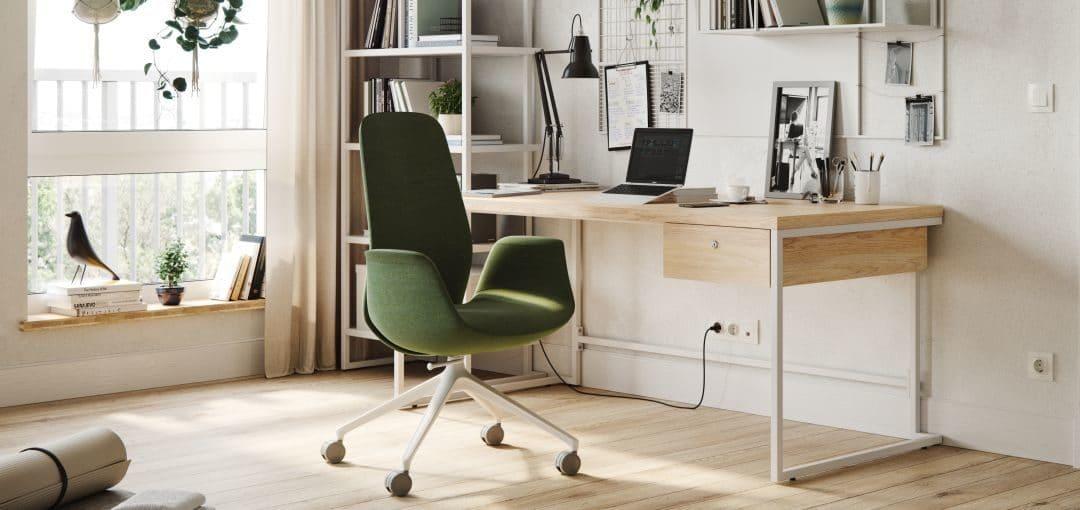 ElliePro Drehstuhl - auch für Zuhause