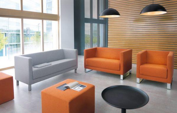 Vancouver Lite Sofa mit Hocker