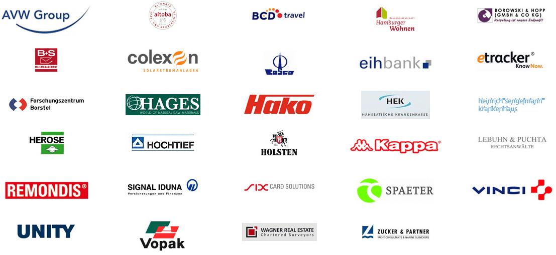 Referenzen der Firma BUBLITZ Einrichtungen für Unternehmen
