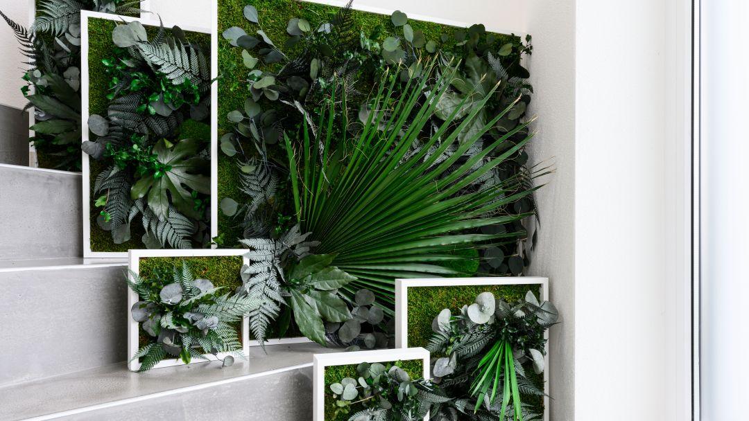 Pflanzenbild Dschungel von StyleGreen