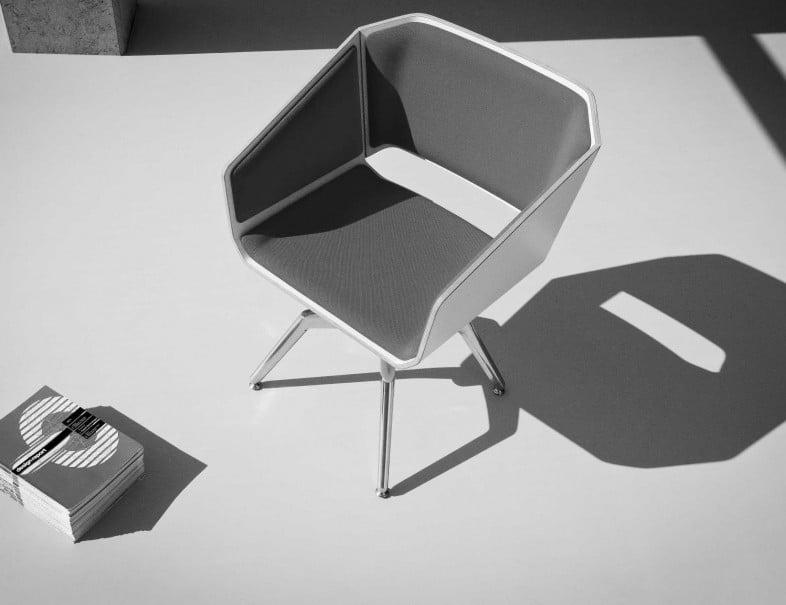 Ein Stuhl von VANK