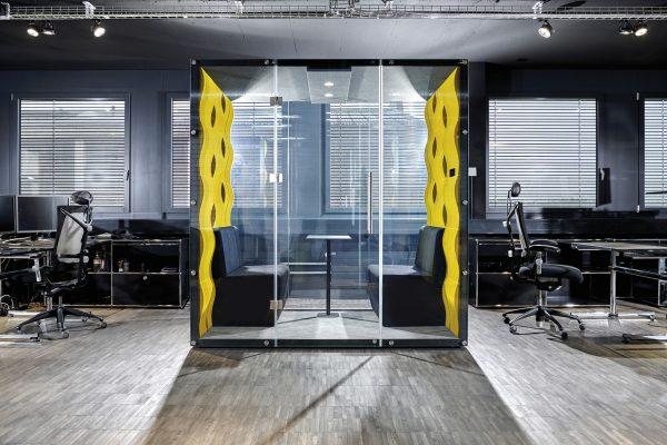 Vank Besprechungsraum Office Cube für 4 Personen