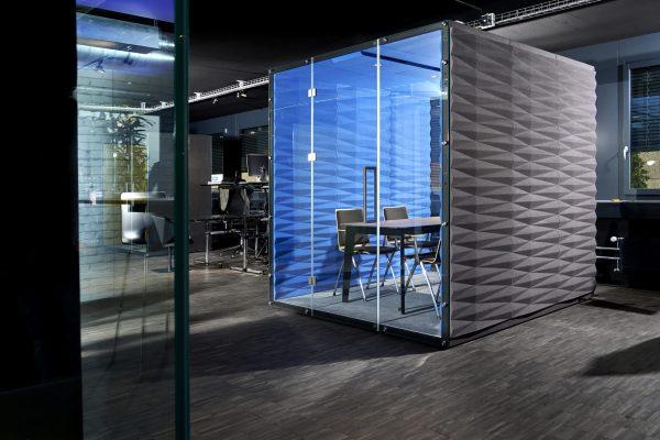 Raum in Raum Work Box von VANK
