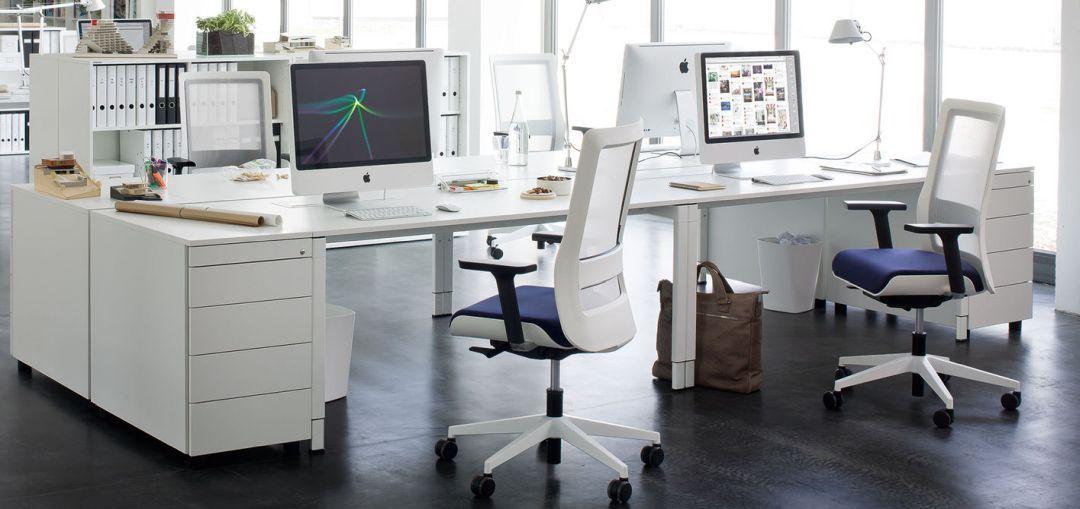 Designer Bürodrehstuhl POI von Wiesner Hager